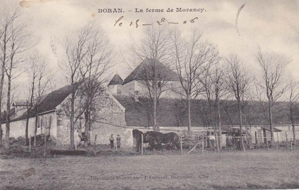 Ferme de Morancy